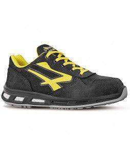 BOLT : chaussures de sécurité basses RED LION S3 SRC