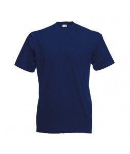 T-shirt VALUEWEIGHT en coton de Fruit of the Loom (165g)