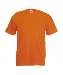 T-shirt VALUEWEIGHT en coton de Fruit of the Loom (165g)