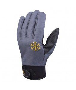 Gant spécial froid avec polyester polyuréthane - Lot de 1 paire