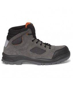 Chaussures TORKA de sécurité hautes : composites et S1P SRC