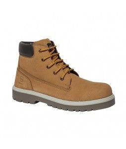 WILLIS : les nouvelles boots de sécurité Parade S3 SRC
