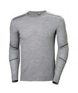 T-shirt à manches longues Lifa Merino Crewneck - Helly Hansen
