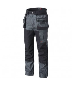 Pantalon de travail en Denim FAMOUS FORCE de Molinel