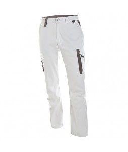 Pantalon de travail WHITE&PRO en C/P - Molinel