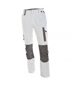 Pantalon genouillère WHITE&PRO en C/P - Molinel