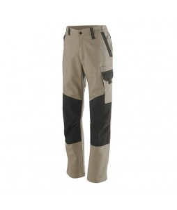 Pantalon de travail Molinel OUT-SUM, en C/P + Canvas