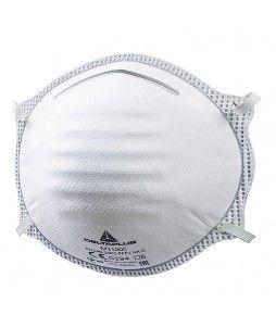 masque jetable blanc