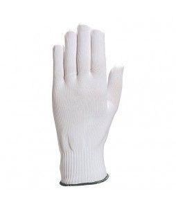 Gant tricot en 100% polyamide (jauge 13) - Lot de 12 paires