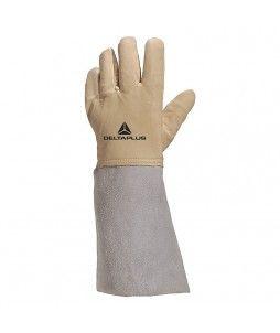 Gant en cuir cryogénique, traité hydrofuge - Lot de 6 paires