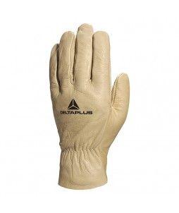 Lot de 12 paire de gants tout fleur de bovin