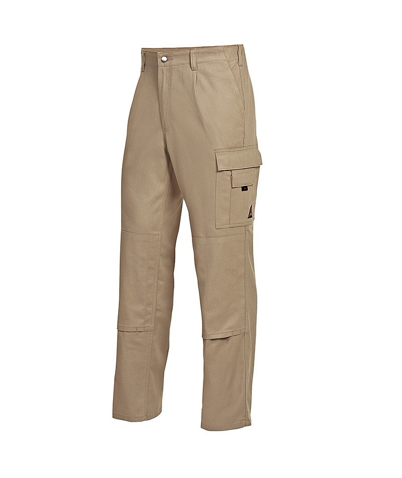 Pantalon professionnel BASIC BP, en coton 100%