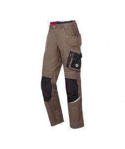 Pantalon de travail BP avec option Genouillères