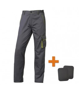 Pantalon de travail MACH6 Panoply + Genouillères offertes