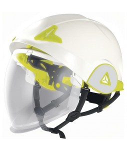CASQUE ONYX Double coque + Visiere escamotable
