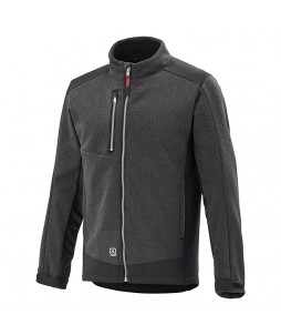 SOFTSHELL CLOUD 45%CO,45%PES,10%EA+Cordura