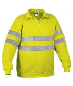 Sweat haute visbilité ROAD 100% Polyester 300g