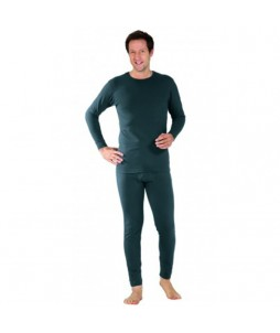 T-SHIRT THERMIQUE ML 190grs Poly/Coton/Elasthanne