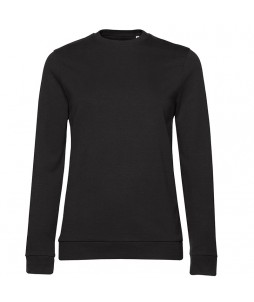 SWEAT Femme Col Rond Organic Coton/Poly 280g