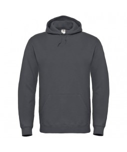 Sweat à capuche ID.003 MEN 80% coton 20% poly 280g