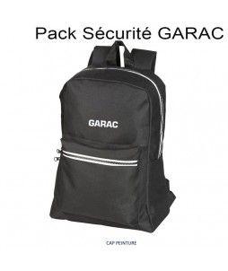 PACK SECURITE GARAC : CAP Peinture