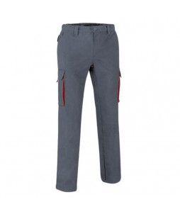 Pantalon de travail pas cher THUNDER Bicolor P/C 240g