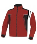VESTE Softshell 3 couches Opt 2 en 1