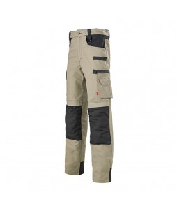 Pantalon travail FORAS 300 grs, collection WORK ATTITUDE - Lafont