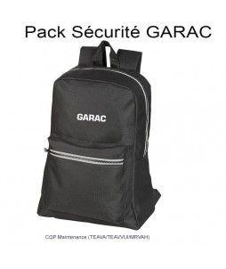 PACK SECURITE GARAC : CQP Maintenance (TEAVA/TEAVVUI/MRVAH)