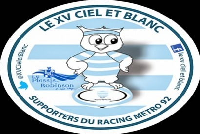 Le Racing 92 : un club de rugby et de nombreuses associations de supporters